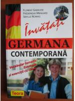 Florent Gabaude - Invatati germana contemporana