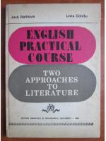 Jack Rathbun - English practical course. Two approaches to literature