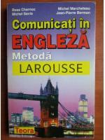 Ross Charnoc - Comunicati in engleza. Metoda larousse