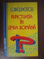 G. Beldescu - Punctuatia in limba romana
