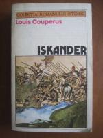 Anticariat: Louis Couperus - Iskander