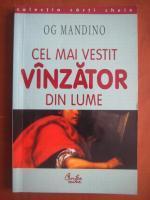Anticariat: Og Mandino - Cel mai vestit vanzator din lume