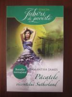Anticariat: Samantha James - Pacatele vicontelui Sutherland