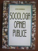 Stefan Buzarnescu - Sociologia opiniei publice