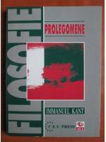 Immanuel Kant - Prolegomene