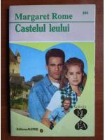 Anticariat: Margaret Rome - Castelul leului