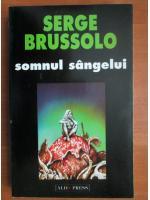 Serge Brussolo - Somnul sangelui