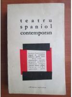 Teatru spaniol contemporan