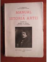 Anticariat: G. Oprescu - Manual de istoria artei (volumul 3 - secolul al XIX-lea, clasicismul si romantismul) (1945)