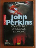Anticariat: John Perkins - Confesiunile unui asasin economic