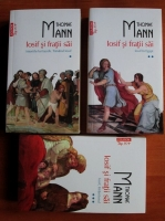 Anticariat: Thomas Mann - Iosif si fratii sai, 3 volume (Top 10+)