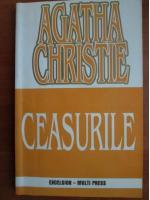Anticariat: Agatha Christie - Ceasurile