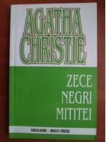Anticariat: Agatha Christie - Zece negri mititei