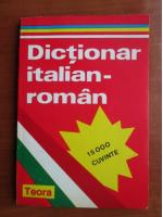 Alexandru Balaci - Dictionar Italian-Roman (15000 cuvinte)
