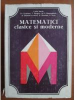 Anticariat: Caius Iacob - Matematici clasice si moderne (volumul 3)