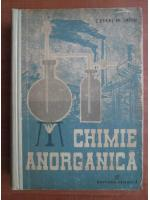 Edith Beral - Chimie anorganica