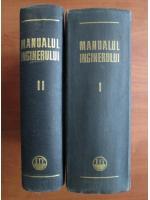 Gheorghe Buzdugan - Manualul inginerului (2 volume)