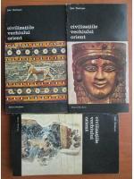 Anticariat: Jean Deshayes - Civilizatiile vechiului orient (3 volume)