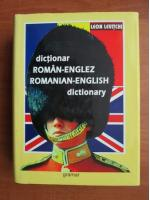 Leon Levitchi - Dictionar Roman-Englez, Romanian-English dictionary
