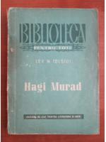 Lev Tolstoi - Hagi Murad