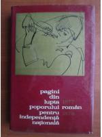 Anticariat: Pagini din lupta poporului roman pentru independenta nationala (1877-1878)