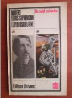 Anticariat: Robert Louis Stevenson - Un colet cu bucluc