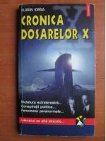 Anticariat: Florin Iorga - Cronica dosarelor X