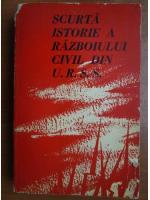 Anticariat: G. G. Alahverdov - Scurta istorie a razboiului civil din URSS