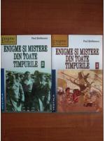 Anticariat: Paul Stefanescu - Enigme si mistere din toate timpurile (2 volume)