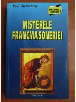 Anticariat: Paul Stefanescu - Misterele francmasoneriei