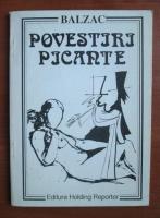 Anticariat: Balzac - Povestiri picante