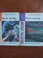 Anticariat: Charles Dickens - Marile sperante (2 volume)