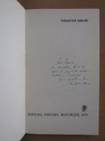 Constantin Noica - Spiritul romanesc in cumpatul vremii (cu autograful autorului)