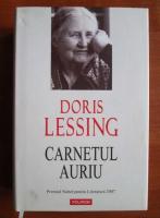 Doris Lessing - Carnetul auriu