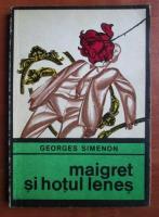 Anticariat: Georges Simenon - Maigret si hotul lenes