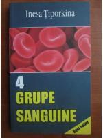 Inesa Tiporkina - 4 grupe sanguine