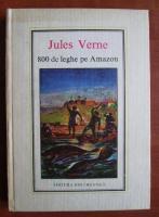 Jules Verne - 800 de leghe pe Amazon (Nr. 27)