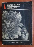 Anticariat: Karel Capek - Krakatit