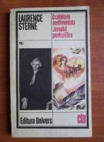 Anticariat: Laurence Sterne - O calatorie sentimentala. Jurnalul pentru Eliza
