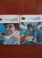 Anticariat: Melville - Cojocelul alb (2 volume)