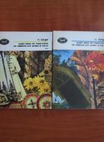 Anticariat: Nicolae Iorga - Pagini alese din insemnarile de calatorie prin Ardeal si Banat (2 volume)