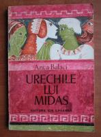 Anticariat: Anca Balaci - Urechile lui Midas