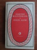 Anticariat: Dimitrie Bolintineanu - Poezii alese