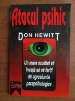 Don Hewitt - Atacul psihic