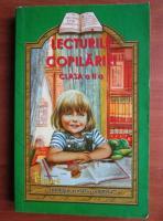 Anticariat: Lecturile copilariei. Clasa a II-a