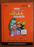 Anticariat: Muzzy interactiv . Curs multilingvistic (volumul 2)