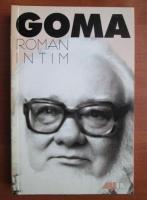Anticariat: Paul Goma - Roman intim