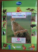 Anticariat: Prima mea enciclopedie cu Winnie ursuletul si prietenii sai. Volumul 8, Campiile