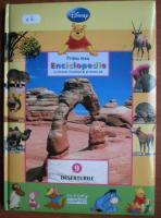 Anticariat: Prima mea enciclopedie cu Winnie ursuletul si prietenii sai. Volumul 9, Deserturile