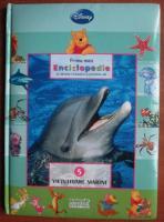 Anticariat: Prima mea enciclopedie. volumul 5, Vietuitoarele marine